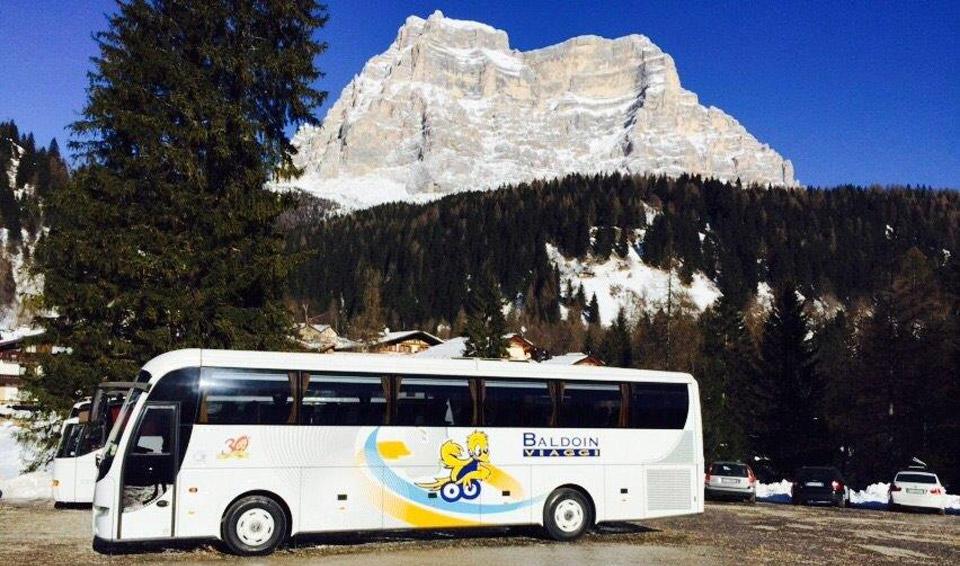 bus montagna - Noleggio pullman - bus e minibus - pulmini e van a Treviso