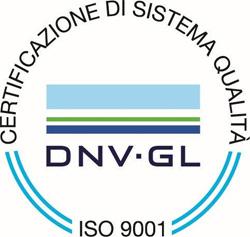 dnv gl - Certificazioni di Sistema Gestione Qualità DNV