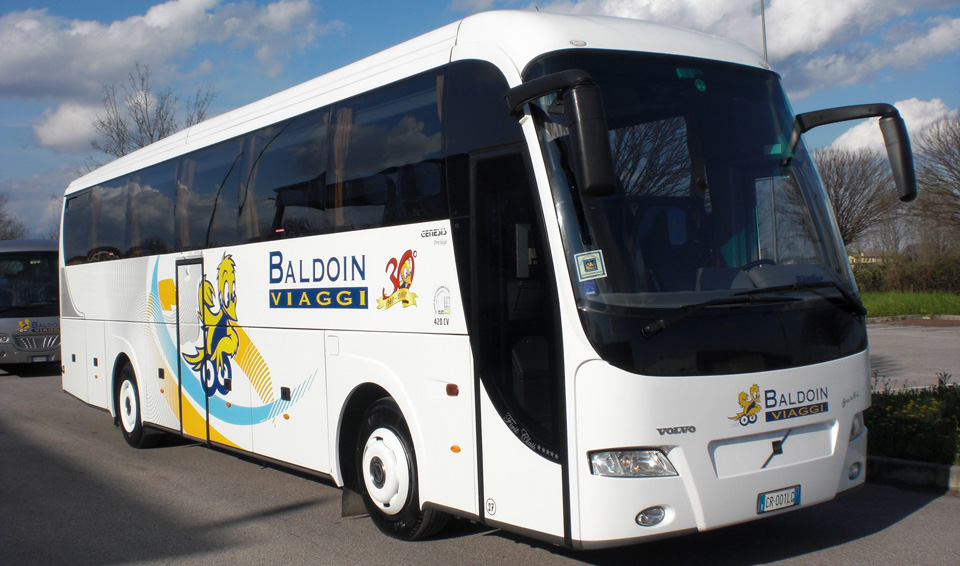 noleggio bus - Noleggio bus: parco automezzi