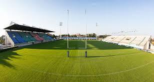 Campo di rugby Monigo Treviso - Rugby uno stile di vita