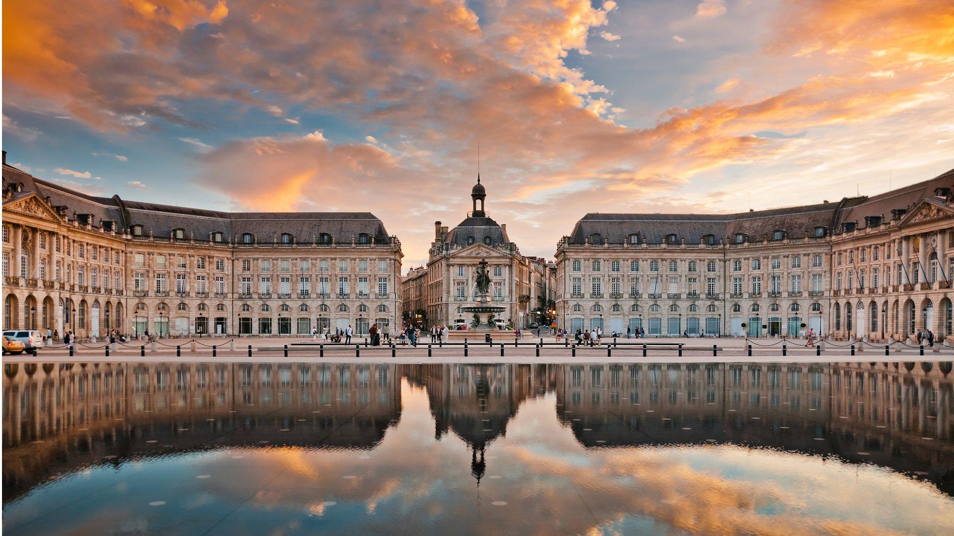 bordeaux 1 - La LINGUADOCA - passando per Carcassonne, Tolosa e Bordeaux