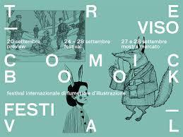 TREVISO COMIC BOOK FESTIVAL 2016