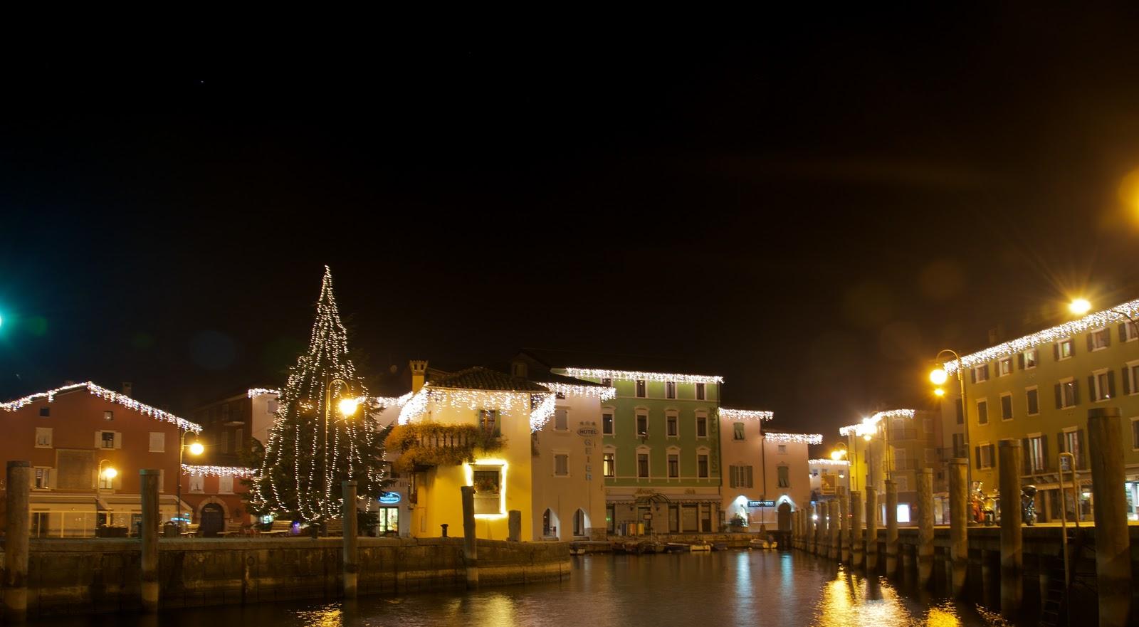 Programma aggiornato – Mercatini di Natale – Castello di Tenno e gli Ulivi del Garda