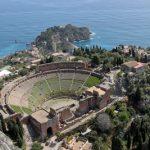 Italia Sicilia Taormina teatro 150x150 - Tour Sicilia Classica - Volo da Venezia