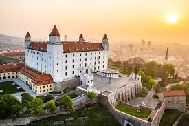 Bratislava e Praga 09/13 giugno 2017