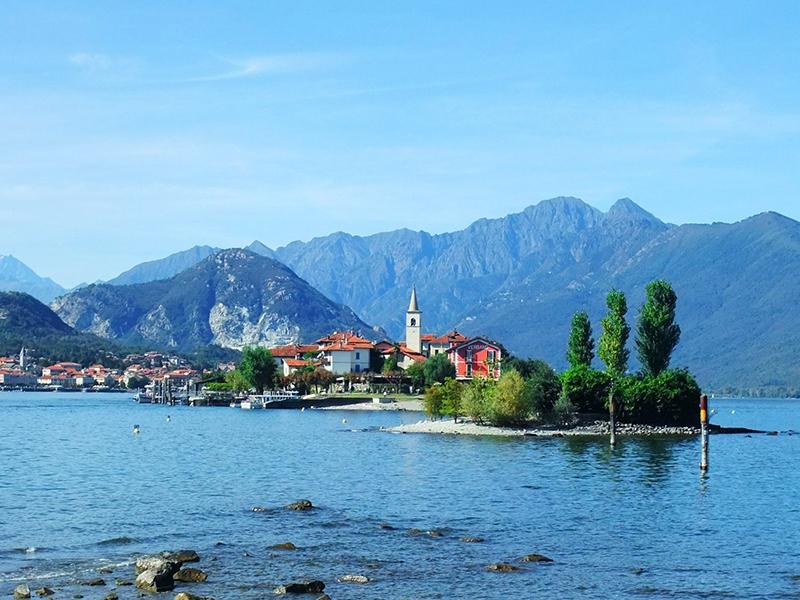 Isola Pescatori - Bergamo e Lago Maggiore 29 aprile - 01 maggio 2017