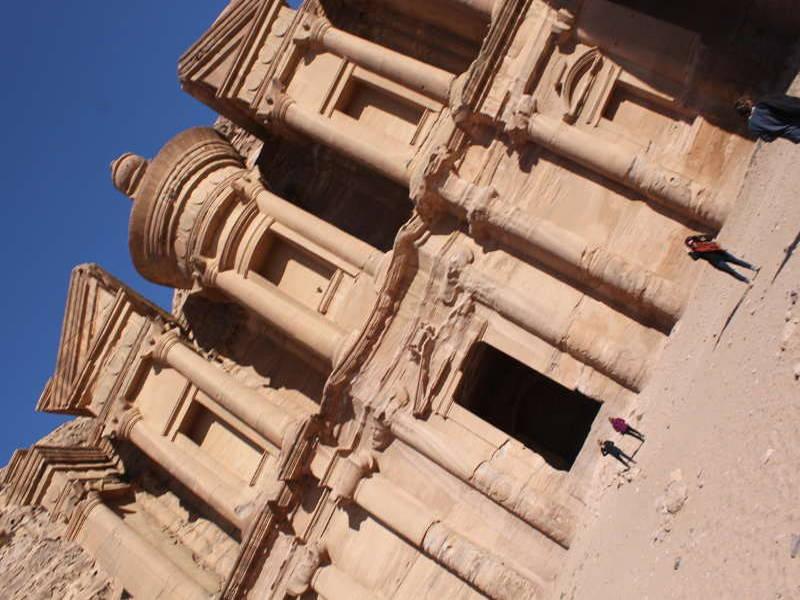 Week end a Petra – Giordania in viaggio di gruppo