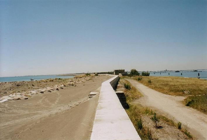 Venezia Pellestrina in bicicletta – prenota in agenzia di viaggio