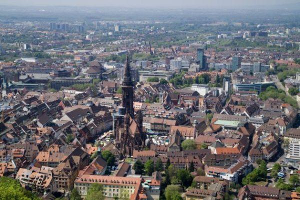 freiburgimbreisgau 600x400 - Colmar, Friburgo e la Foresta Nera - tour di gruppo 15/19 agosto 2017