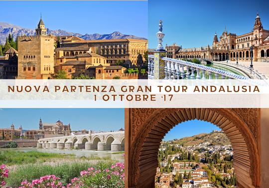 Gran Tour dell'Andalusia 01 Ottobre 2017