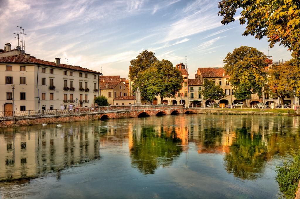 Treviso e la visita in cantina