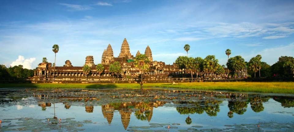 Cambogia a Pasqua 2018