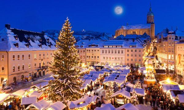 lubiana 600x360 - Mercatini di Natale a Lubiana