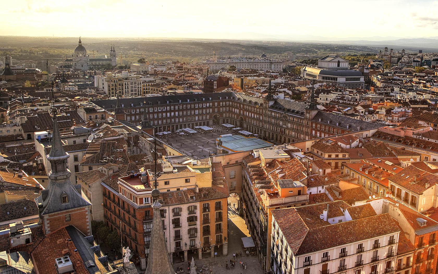 madrid 1 - MADRID - ponte del 1° Maggio