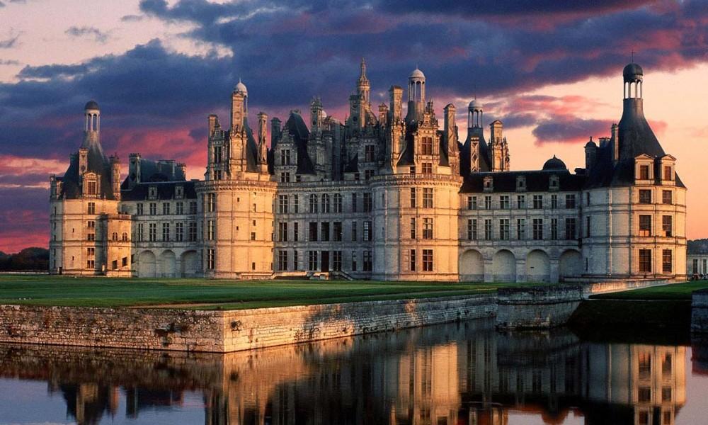 17 Agosto 2018  Castelli della Loira e Cattedrali di Francia