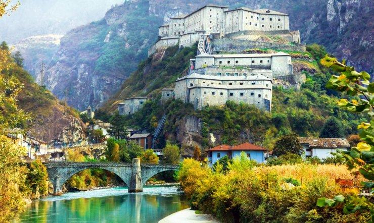 Le Meraviglie della Val d'Aosta 01 Novembre – 03 Novembre 2018