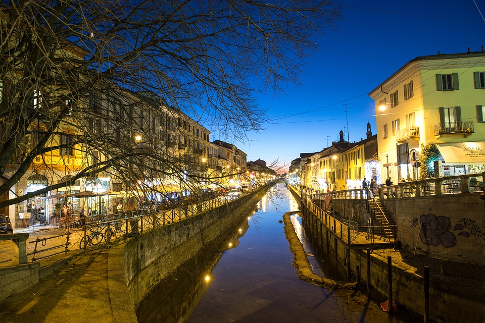 Milano e i Navigli – 28 Ottobre 2018 – Tour di un giorno
