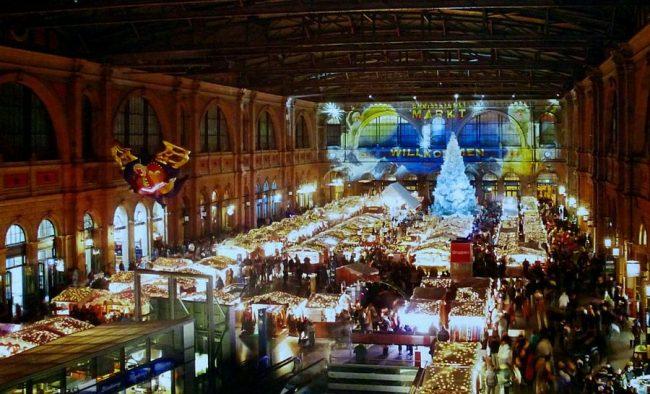 La magia del Natale in Svizzera!