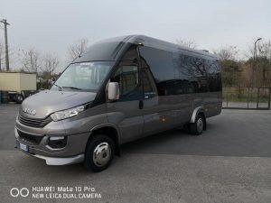 MINIBUS NUOVO 1 300x225 - Noleggio pullman - bus e minibus - pulmini e van a Treviso