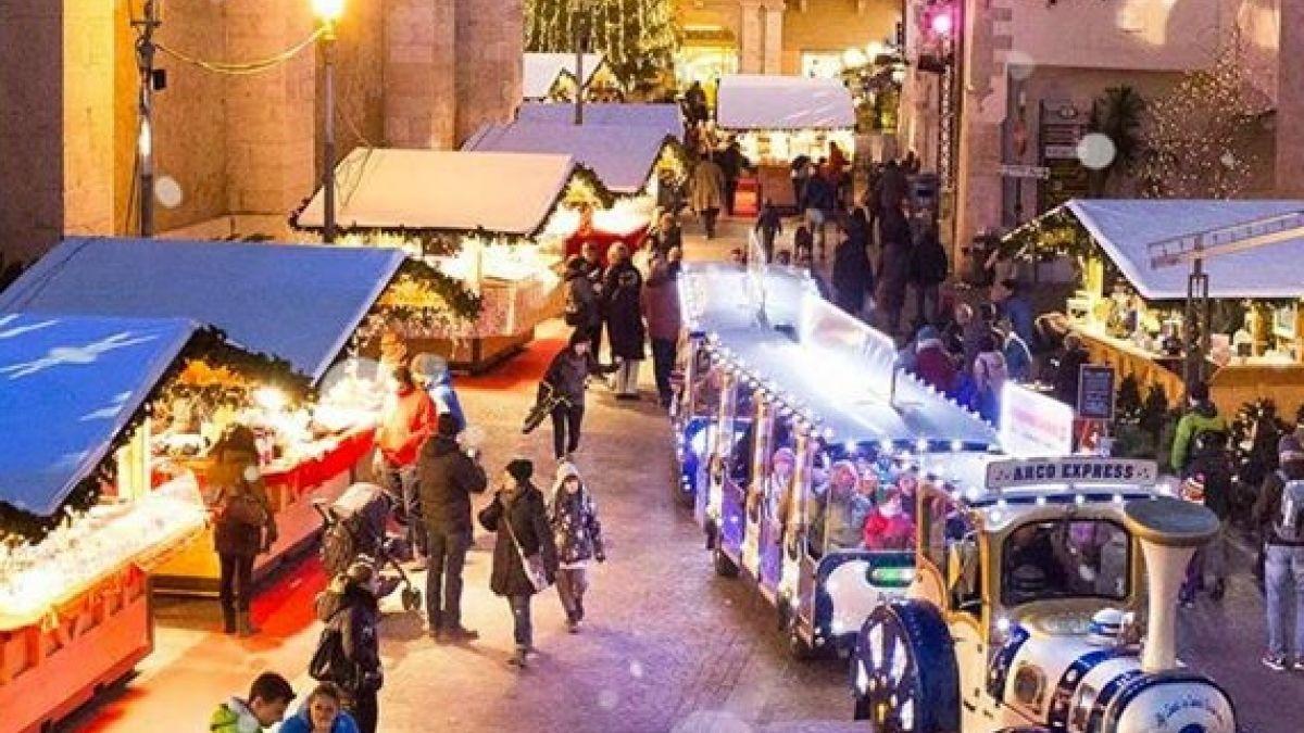 arco - La magia del Natale fra Rovereto ed Arco - 15 Dicembre 2019