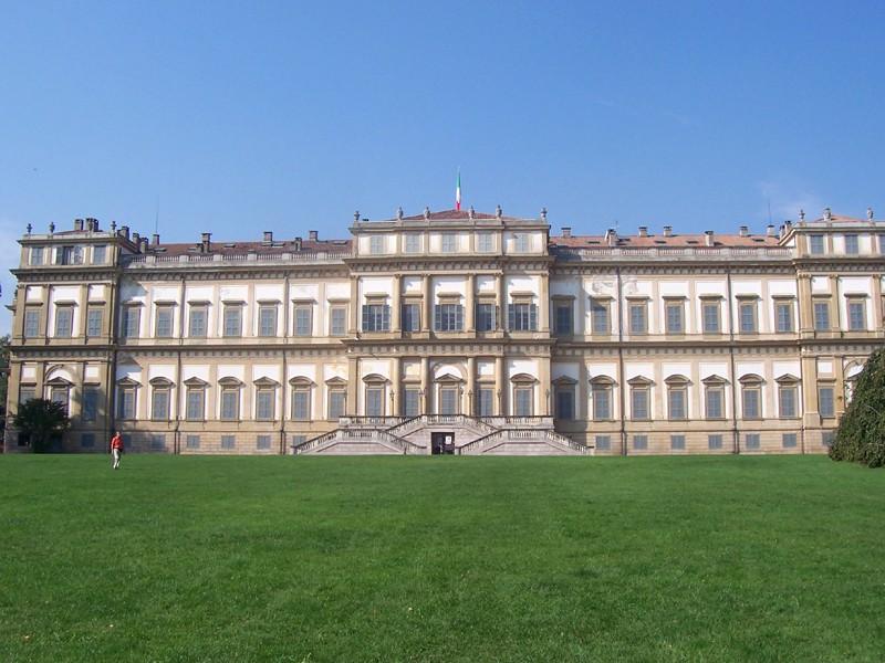 MonzaVillaReale - Alla scoperta di Monza e la sua Villa Reale - Domenica 01/03/2020