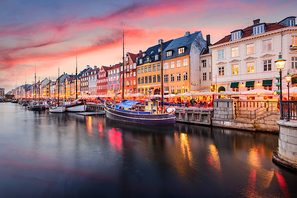 copenhagen - Copenhagen e la Danimarca (escursione in Svezia) 15-20 agosto 2020
