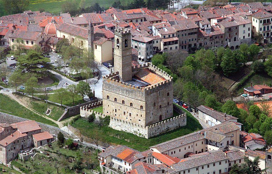 castello conti guidi - La Valle del Casentino 07/09 agosto 2020