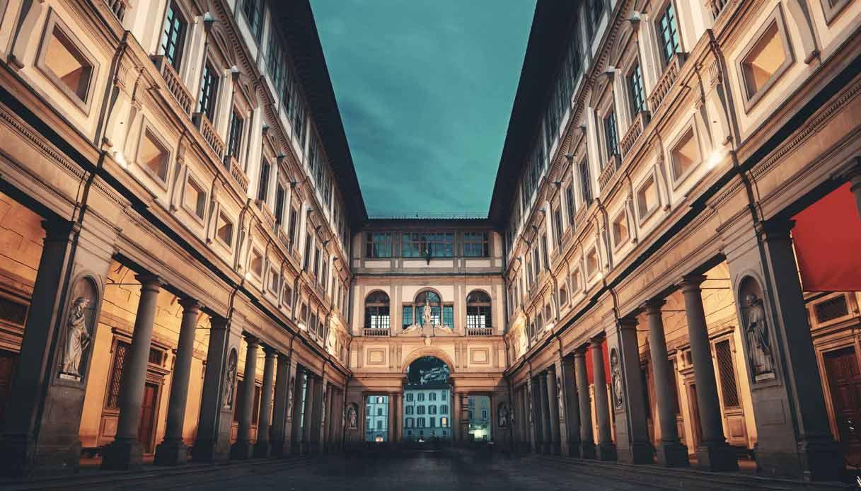 galleria uffizi firemze storie online - Torniamo a Firenze  07/08 Novembre 2020
