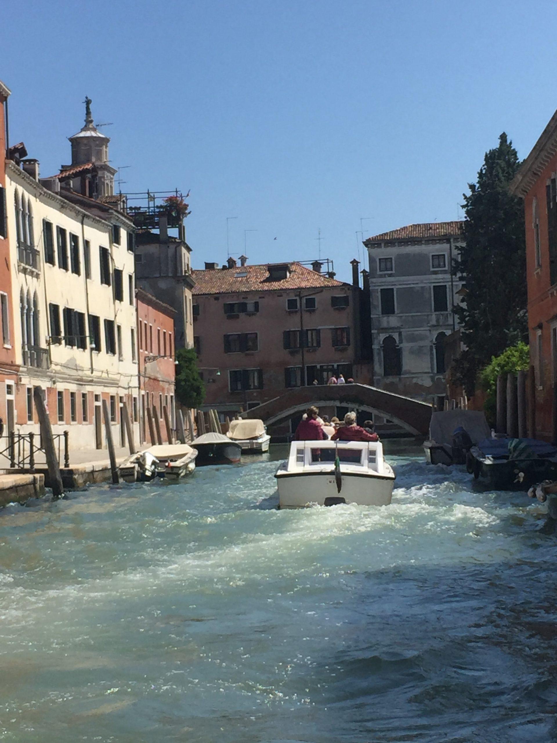 venezia motoscafo scaled - 03 ottobre 2020 Panoramico Canal Grande - Venezia