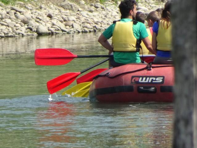 noleggio raft - Bici e raft nel parco del Sile