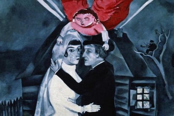Immagine1 - Marc Chagall a Rovigo - 14 Novembre 2020