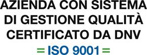dicitura colori - Certificazioni di Sistema Gestione Qualità DNV