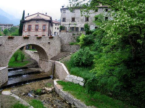 Rujo La Via Dei Mulini Via dell Acqua Cison Valmarino 101 - Tour a Treviso e relax in Castello