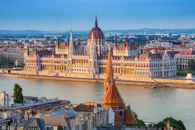 ungheria budapest parlamento - Budapest e il lago Balaton - ponte Ognissanti
