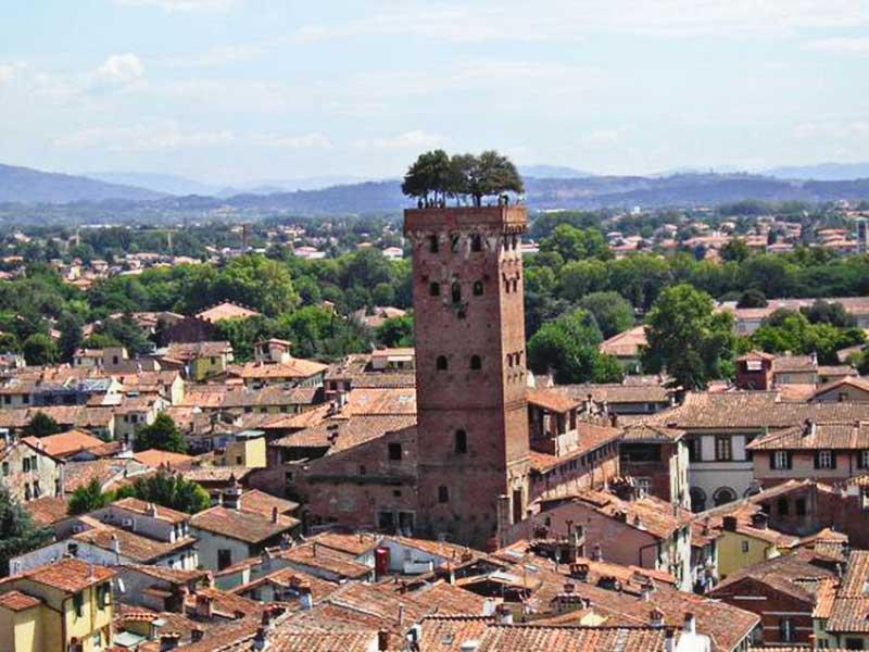 lucca torre giunigi - Idea di viaggio - Epifania 2017 - Lucca Pisa e Carrara