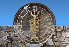 orologio di acqua trasparente pesariis 35240418 - Pesariis il paese degli orologi