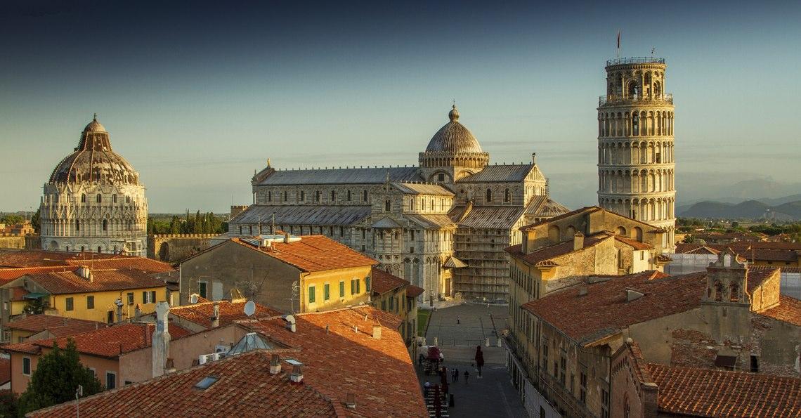 campo dei miracoli pisa - Posti disponibili - Pisa e l'Isola d'Elba - 23/25 Aprile 2017