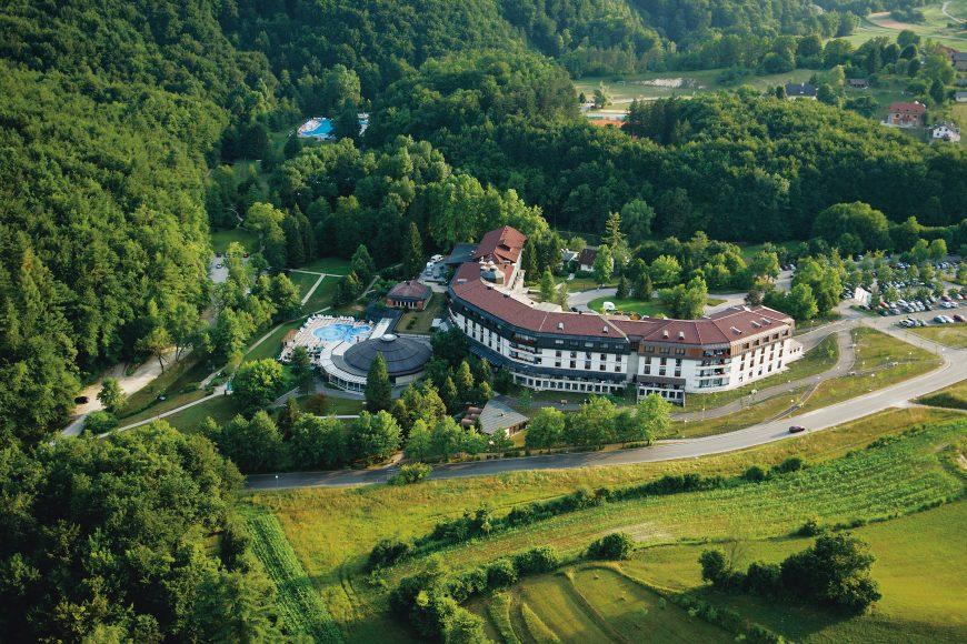 TERME KRKA - Proposta per Gruppo alle terme Krka dal 01 al 03 settembre 2017 Tour in Slovenia – sistemazione in hotel****centro benessere