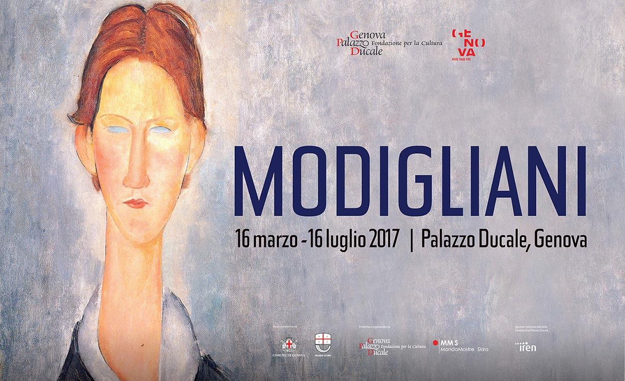 modigliani2 - GENOVA – l'Acquario –  STAR WARS e la mostra di MODIGLIANI 24/25 giugno 2017