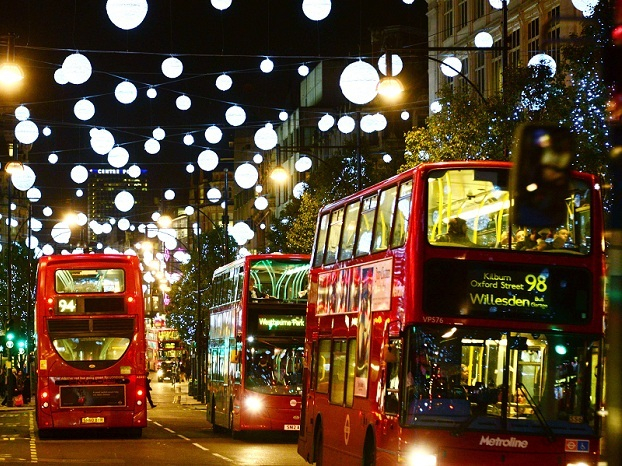 bus - Keep Calm and go to Londra