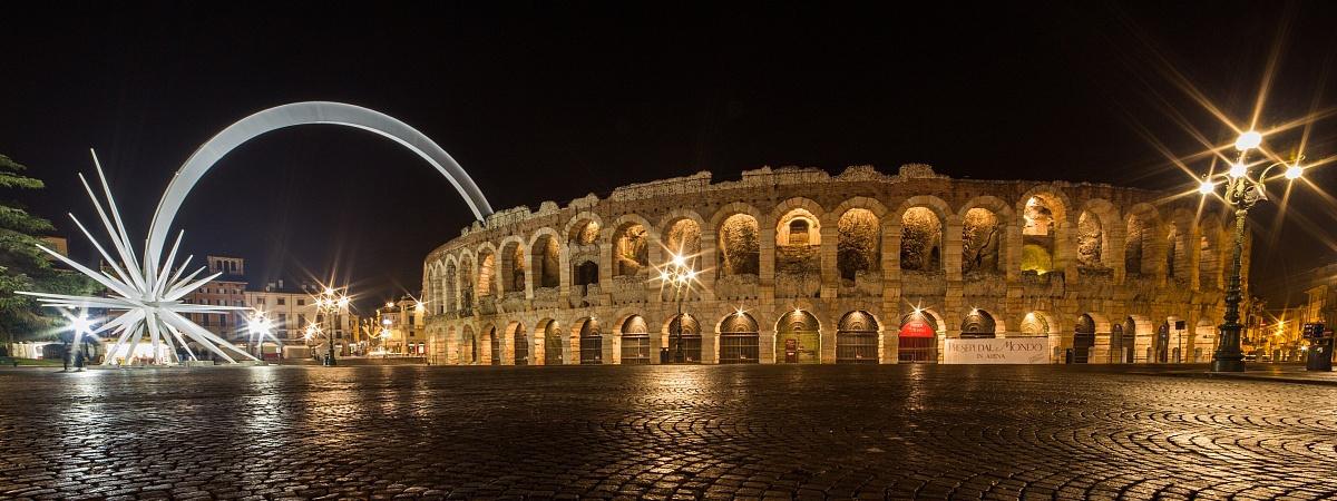 natale arena verona - Verona – le mostre di Natale