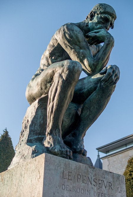 Il pensatore Rodin - Rodin a Treviso dal 24 febbraio 2018 - Incoming Treviso