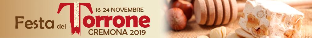 FOTO DEL TORRONE - La Festa del Torrone 2019 - Cremona 23 nov