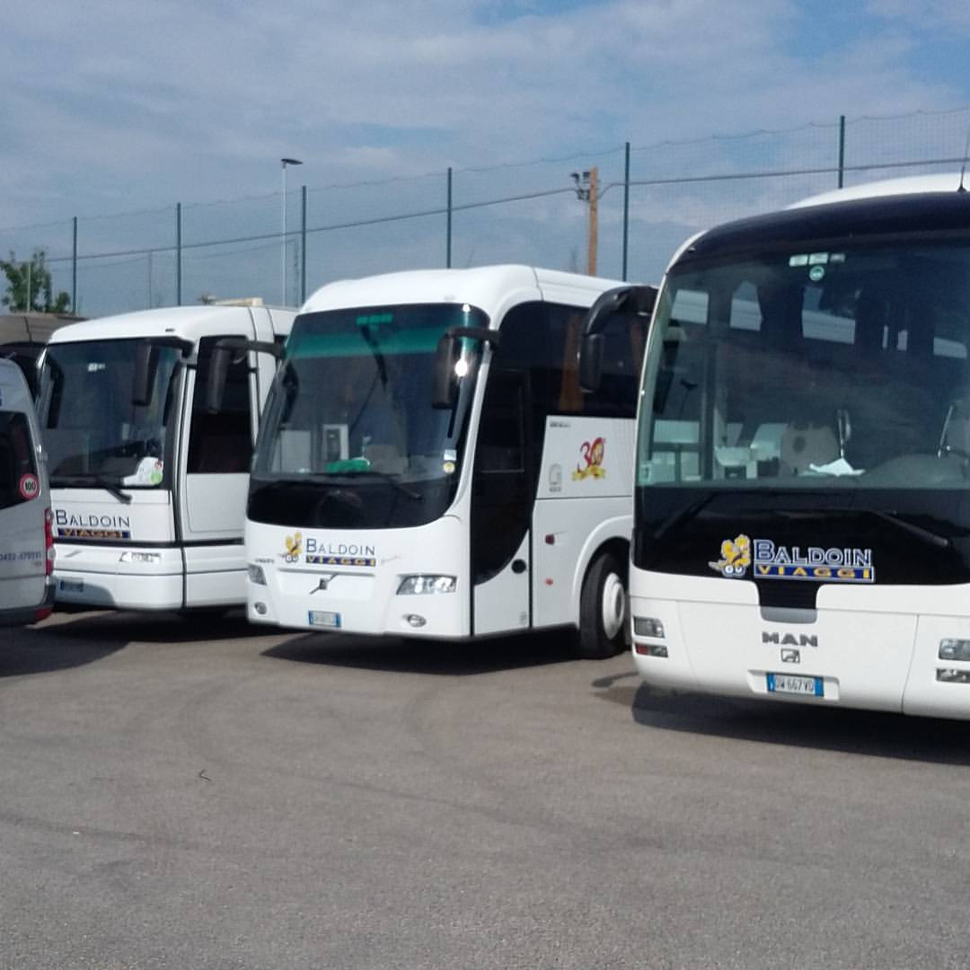 Noleggio pullman – bus e minibus – pulmini e van a Treviso